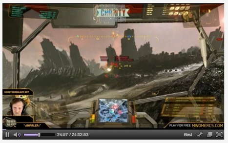MechWarrior crowdfunds over $8,000 for Autism Science Foundation | BattleTech | Scoop.it