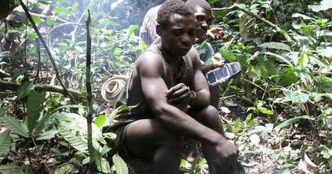 Dans le bassin du Congo, les Pygmées, gardiens oubliés du climat | Le Monde | Kiosque du monde : Afrique | Scoop.it