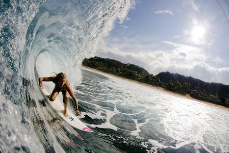 Top 10 surfers más lindas del Pro Tour | La Vida Simplemente | Scoop.it