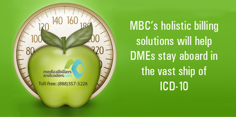 MBC's Holistic Billing Solutions will Help DMEs Stay Aboard in the Vast Ship of ICD-10 | ICD-10 | Scoop.it