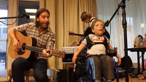 It's No Surprise This Little Boy's Awesome Rendition of the ... | Impact of emotions | Scoop.it