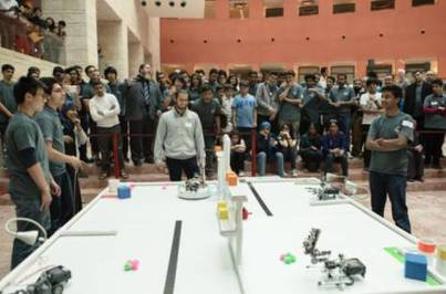 Robotics tournament creates pathways for students - gulfnews.com | Robotica Educativa | Scoop.it