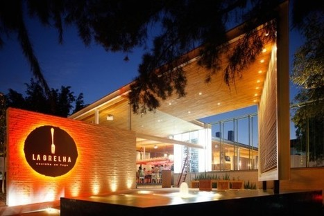 La Grelha Restaurant by Hernandez Silva Architects | Rendons visibles l'architecture et les architectes | Scoop.it