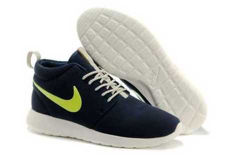 Recommend Cheap For Sale Blue Yellow Nike Roshe Run Suede Marine Vot UK Sneakernews Online | Nike Roshe Run Sale | Scoop.it