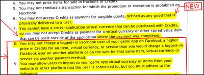 Monnaie virtuelle Facebook: des retouches aux conditions d'utilisation | zonecredit | Scoop.it