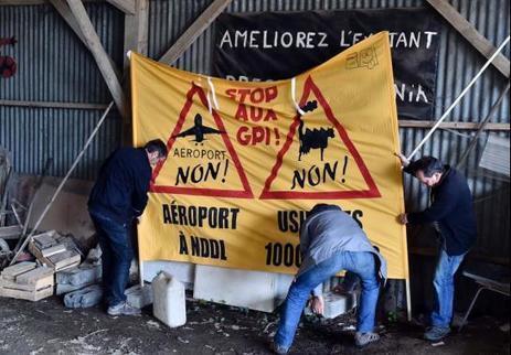 Aéroport Notre-Dame-des-Landes : le référendum impossible? | Planete DDurable | Scoop.it