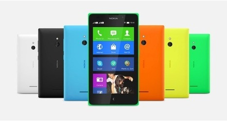 Nokia X Series – three Android phones for emerging markets | Best Smartphones - Tech News - WhatsUp Markets | Scoop.it
