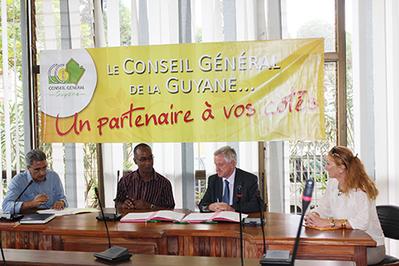 Conseil Général de la Guyane - Les Archives départementales: un devoir de mémoire   La Guyane   Scoop.it