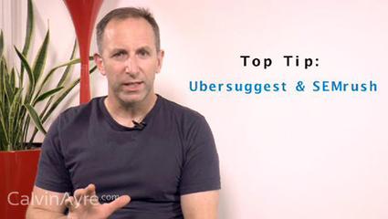 SEO Tip of the Week: Ubersuggest and SEMrush : CalvinAyre.com | www.surajkc.com.np | Scoop.it