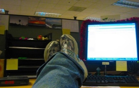Stop Being So Laid Back In the Workplace | Digital-News on Scoop.it today | Scoop.it