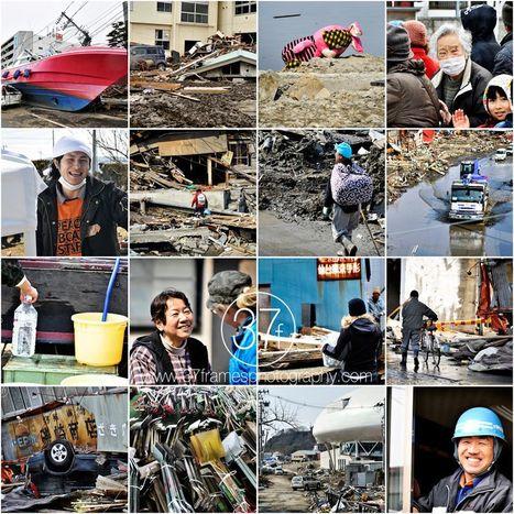[PhotoBlog] un photographe japonais raconte son périple au milieu du désastre | 37 Frames [Eng] | Japon : séisme, tsunami & conséquences | Scoop.it