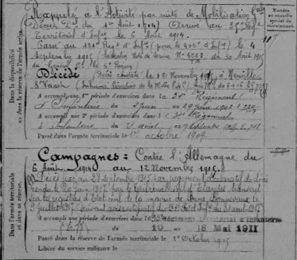 Histoires d'Aïeux, le blog !: Frères d'armes | Auprès de nos Racines - Généalogie | Scoop.it