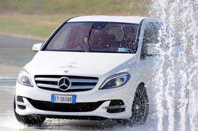 Mercedes classe B elettrica, ecco il Test di Rinnovabili.it | Social Media Press | Scoop.it