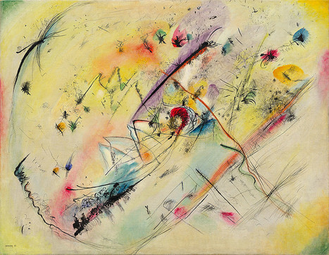 The Guggenheim Puts Online 1600 Great Works of Modern Art from 575 Artists   IELTS, ESP, EAP and CALL   Scoop.it