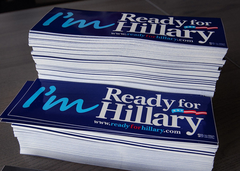 Ready For Hillary PAC, Widening Focus, Makes Obamacare Push - BuzzFeed | US Pressure Groups | Scoop.it