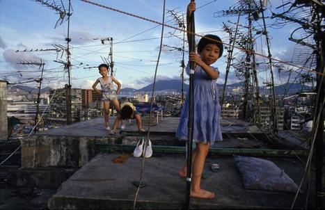 Kowloon Walled City | Photographer: Greg Girard | PHOTOGRAPHERS | Scoop.it