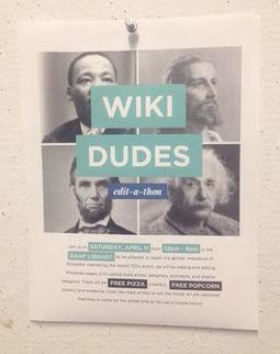 Students combat gender imbalance online | Women and Wikimedia | Scoop.it