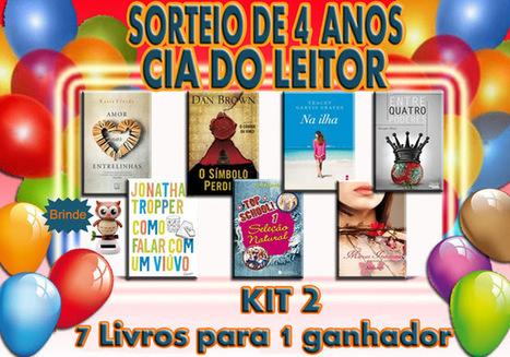 My Queen Side | Blog Literário: Sorteio de 4 anos –Cia do Leitor | Ficção científica literária | Scoop.it