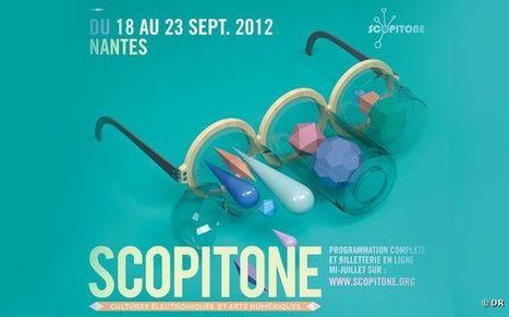 Concours : on t'invite à Scopitone | SOURDOREILLE, humeurs musicales | News musique | Scoop.it