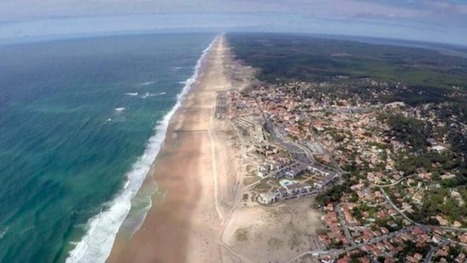 Littoral : le recul du trait de côte s'aggrave - France 3 Aquitaine | Actualités écologie | Scoop.it