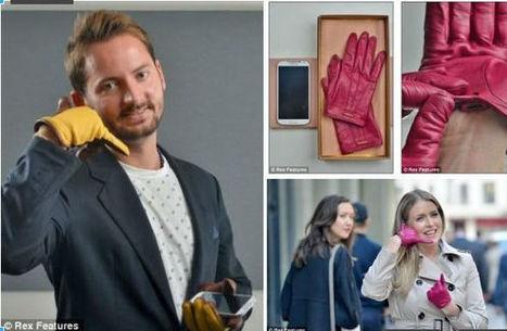 Le gant téléphone pour appeler Inspecteur Gadget - WeAreMobians | We Are Mobians | Scoop.it