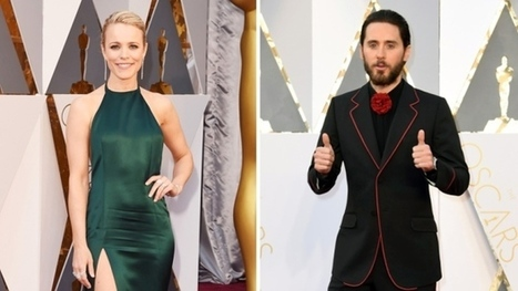 Oscars fashion 2016: The winners and losers of this year's red carpet | Fashions and Amazing Deals | Scoop.it