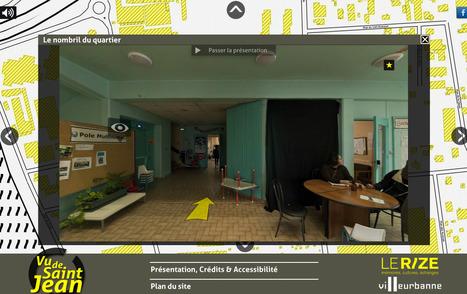 Vu de Saint-Jean - Le webdocumentaire   Interactive & Immersive Journalism   Scoop.it
