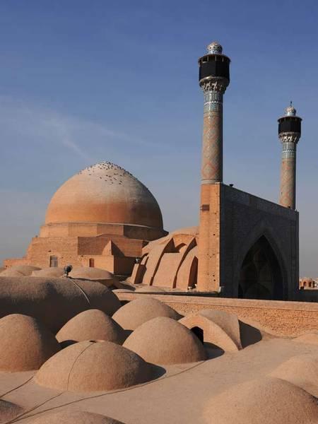 Masjed-e Jāme' de Isfahán (Mezquita de Jamé, Isfahan)   Cultura Islámica desde la Antigüedad   Scoop.it