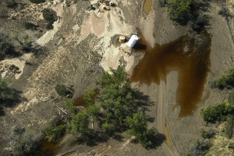 More oil spills found after Colorado flooding (photos) | Oil Spill | Scoop.it
