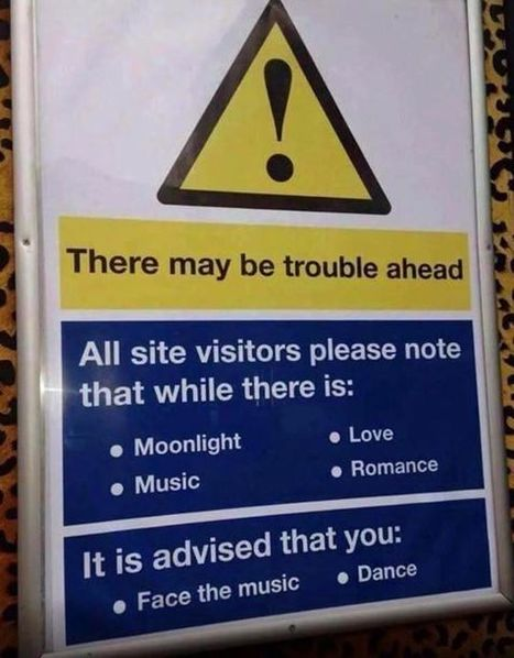 UK Event Safety on Twitter | Safety Signs | Scoop.it