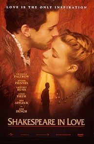 Shakespeare in Love (1998) Review « Let's Go To The Movies | Romeo and Juliet - GCSE English | Scoop.it