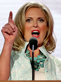 "Daily Kos: Ann Romney: ""Throw out"" the American public education system. 