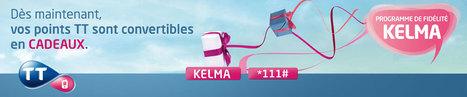 Maintenant nos clients #TarajiMobile & #Oulidha font partie du programme #Kelma de #TT | Taraji Mobile | Scoop.it