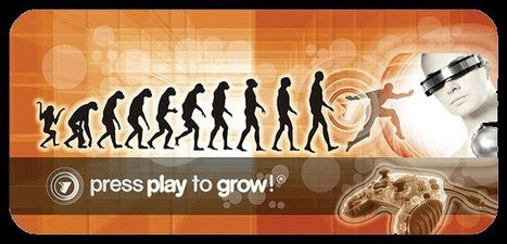 Human evolution and Serious Games   Serious Games   Scoop.it