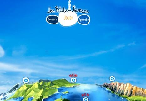 Le monde du Petit Prince - Jeux | La page des enfants | Scoop.it