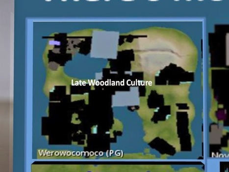 The Hyperzette: Education: NOVA Werowocomoco | Virtual Worlds  - Inworldz, Metropolis, Avination, Opensim, Kitely, Craft World and  more  in  the Metaverse | Scoop.it