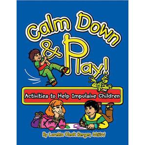 Calm Down & Play! Activities to Help Impulsive Children Book | Autism spectrum | Scoop.it