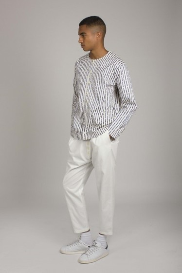 We Are Selecters · white cotton pants by SUNNEI | My Fashion Selection | Scoop.it