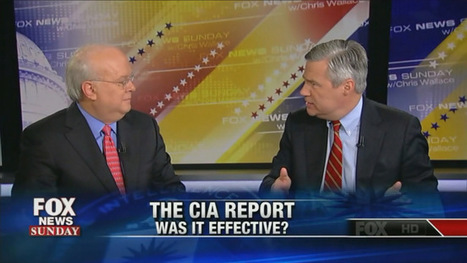 Whitehouse, Rove, debate CIA torture report - Providence Eyewitness News | Critical Thinking Resources | Scoop.it