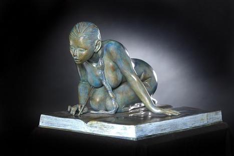 Lali » Les sculptures de Marie-Paule | The Blog's Revue by OlivierSC | Scoop.it