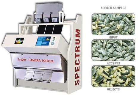 Color Sorter Machine Manufacturer   Gravity Separator Manufacturers   Scoop.it