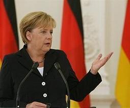 Walker's World: Merkel -- Reigning or ruling? | Sustain Our Earth | Scoop.it