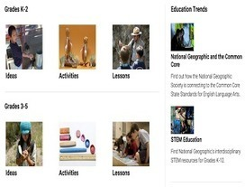 4 Great Educational Resources for Teachers ~ Educational Technology and Mobile Learning | Educacion, ecologia y TIC | Scoop.it