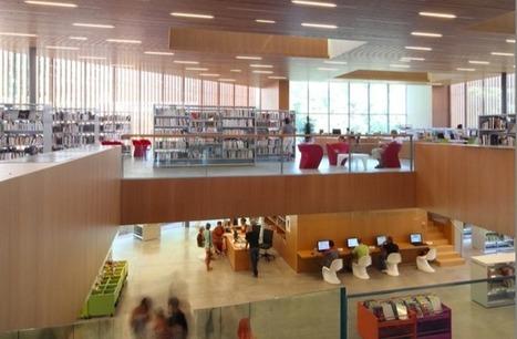 Bibliothèques en France : moins d'inscrits mais plus de fréquentation | Bibliothèques vivantes | Scoop.it