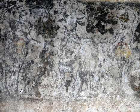 Painted Decoration in Amphipolis Is Brought to Light [Photos] | LVDVS CHIRONIS 3.0 | Scoop.it