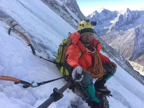 Solo Climbing - MINGMASHERPA.COM | Everest and Sherpas | Scoop.it