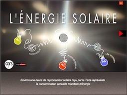 Dossier Energie solaire | Les TIC au primaire: une intégration réussie | Scoop.it