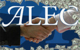 Rep. Chris Taylor: ALEC's dark money game continues - Madison.com | PSYOP | Scoop.it