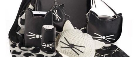 CHOUPETTE La nouvelle collection féline Karl Lagerfeld - Nouvelles collections Mode et Déco - nouvelles collections en avant première | Nouvelles collections Mode & Décoration | Scoop.it