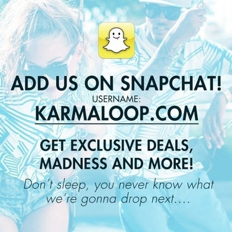 Using Snapchat: A Guide for Brands | Brand-Journalist.com on Scoop.It | Scoop.it